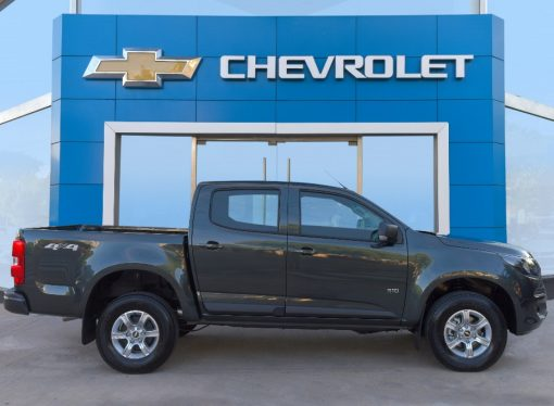 Chevrolet suma la S10 LT 4×4 automática