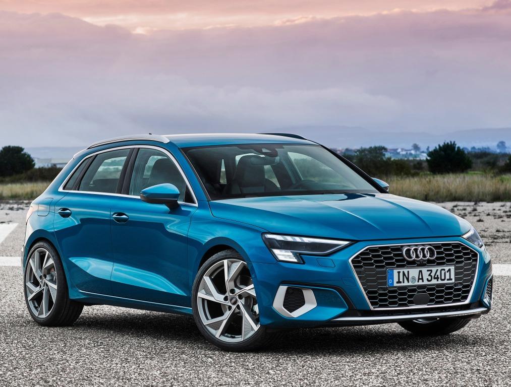Así es la cuarta generación del Audi A3