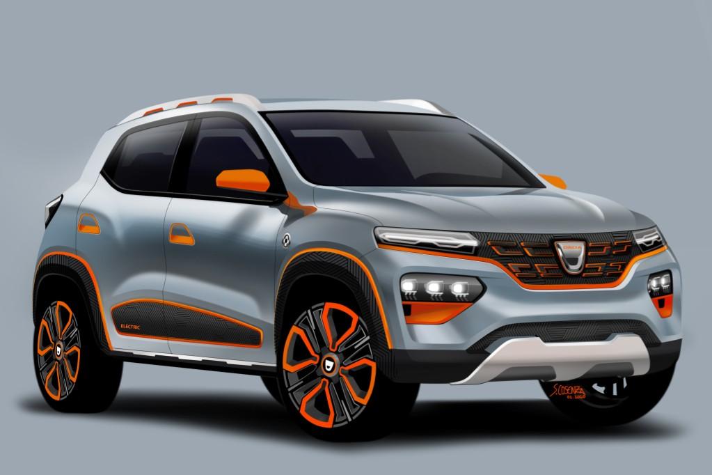 El Kwid llega a Europa como un Dacia eléctrico