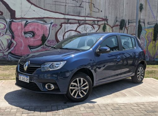 Prueba: Renault Sandero Intens