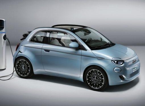 Toda la información del nuevo Fiat 500