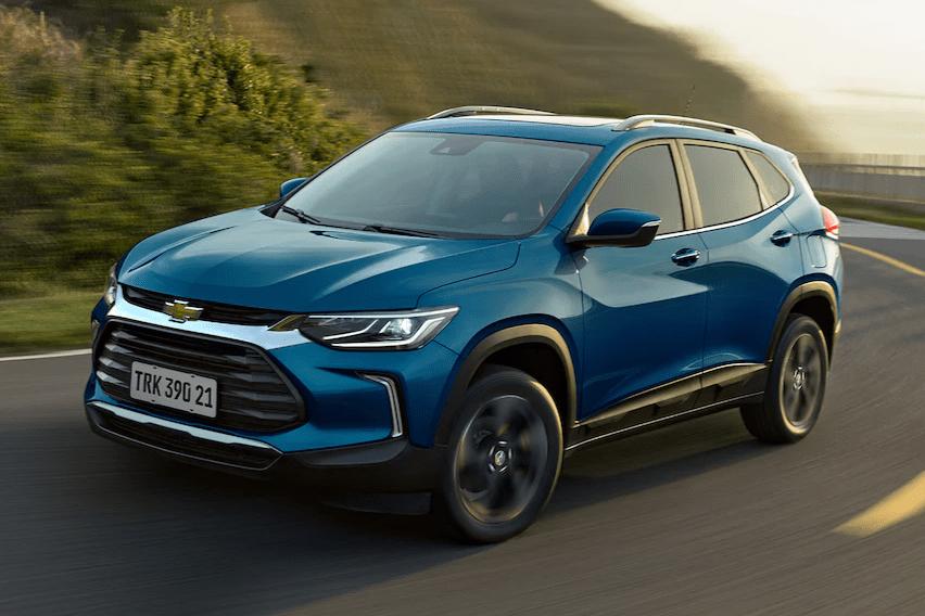 Chevrolet lanza la nueva Tracker en la Argentina
