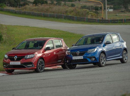 R.S. y GT Line: Renault completa la renovación del Sandero