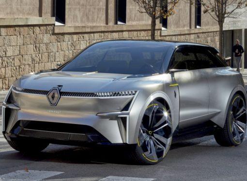 Renault Morphoz: el prototipo que se estira