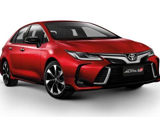Cómo es el Toyota Corolla GR que podría venderse en la Argentina