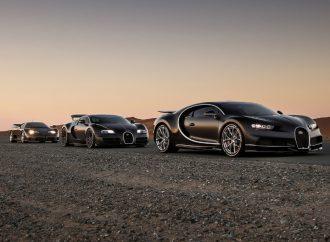 Volkswagen estaría dispuesta a desprenderse de Bugatti