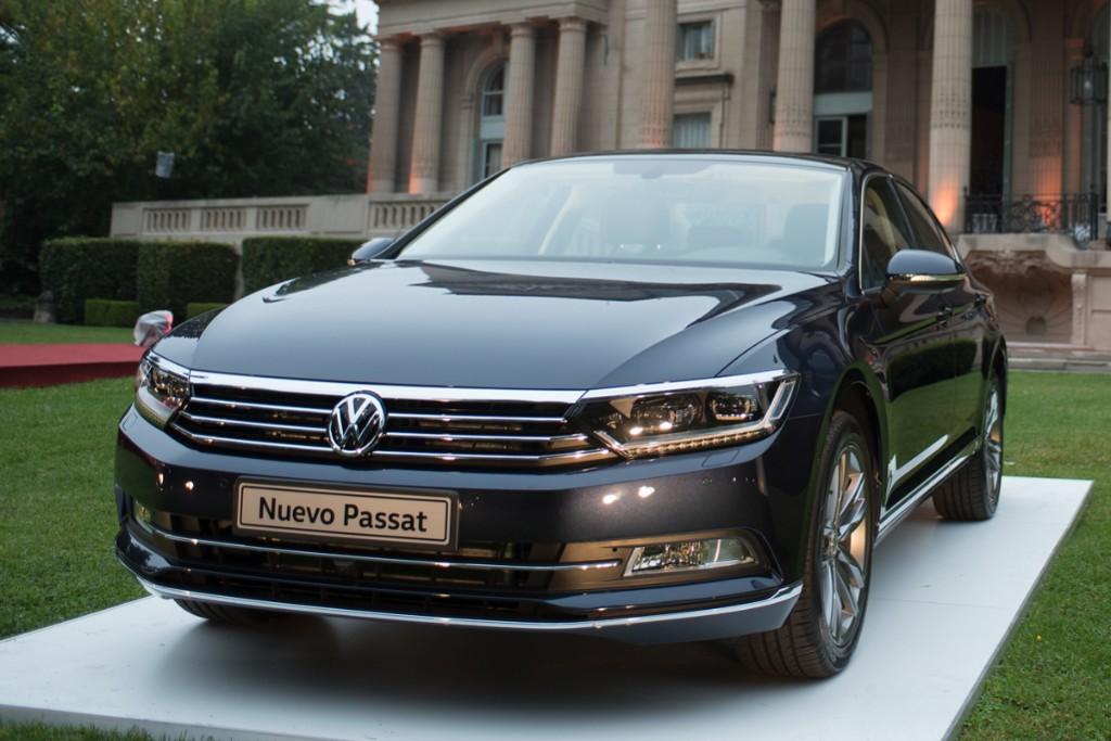 Volkswagen deja de vender el Passat