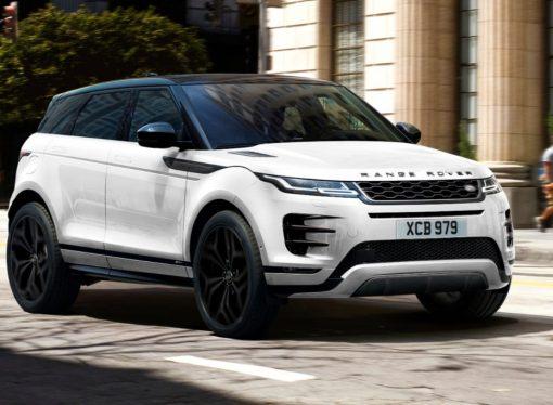 Land Rover lanza la nueva Evoque