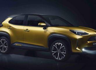 Toyota producirá el Yaris Cross en Brasil en 2024