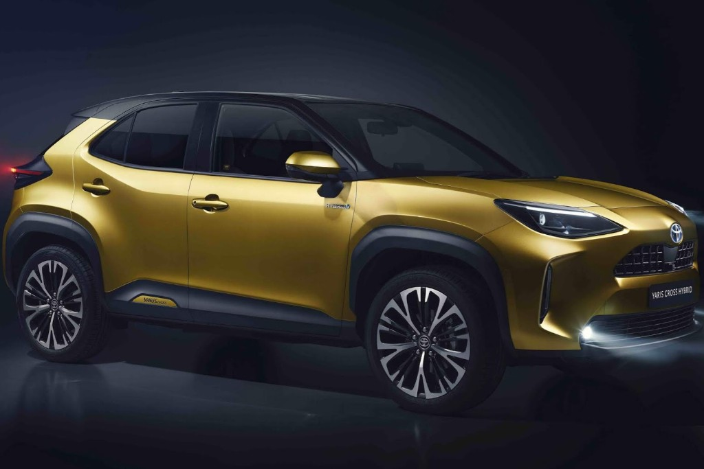 ¿Será el Yaris Cross? Toyota confirma un compacto híbrido regional