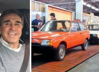 La historia de cómo Cocho López trajo los Tavria a la Argentina