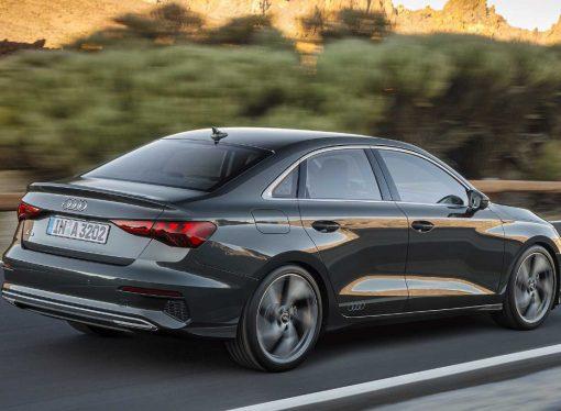 Audi presenta el nuevo A3 sedán