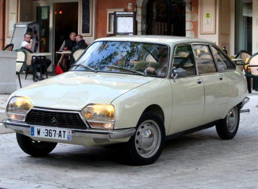 El Citroën GS cumple 50 años
