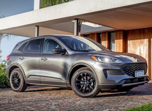 Ford lanza oficialmente la nueva Kuga