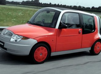 Concept extraños: Fiat Ecobasic (1999)