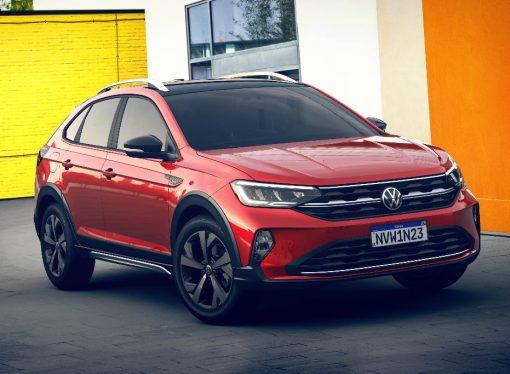 Volkswagen muestra el Nivus que llega a fin de año