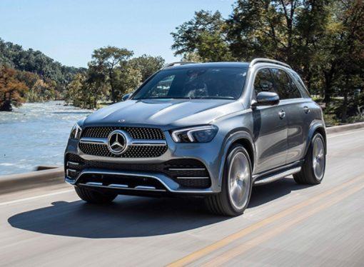 Mercedes lanza el nuevo GLE