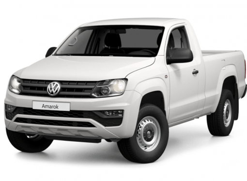 Volkswagen ya no vende la Amarok cabina simple