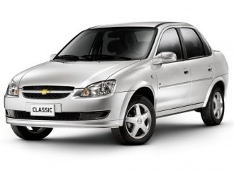 Recall para casi 100.000 Chevrolet Classic y Celta