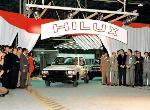 '95-'98: la segunda revolución industrial de las automotrices argentinas