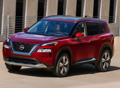 Nissan revela el nuevo X-Trail