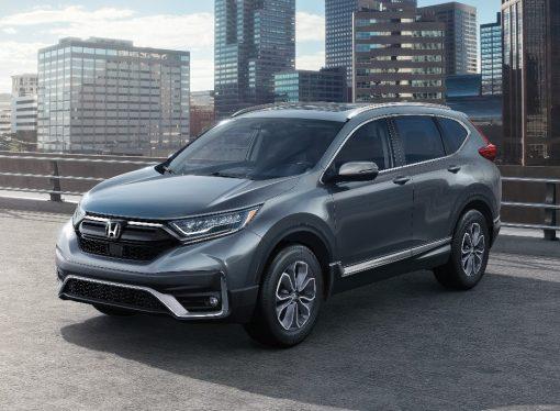 Honda completa la gama de la CR-V