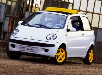 Como un posible Fiat 500 terminó siendo el Daewoo Matiz