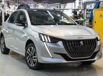 Peugeot ya prueba el 208 con el 1.0 turbo de Fiat