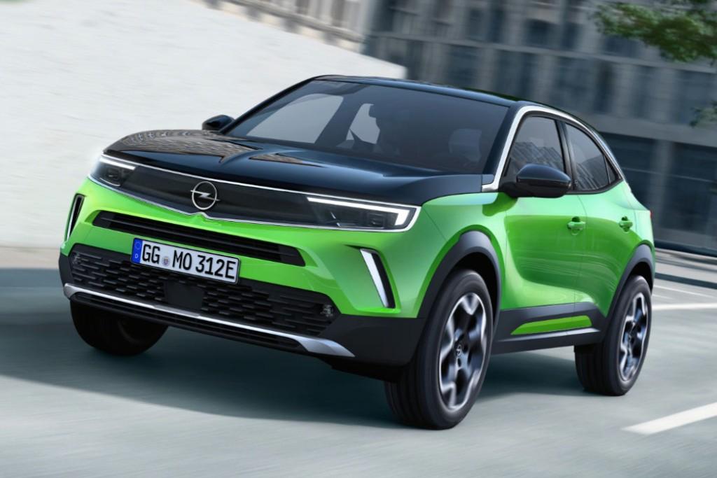 Opel estrena nueva imagen con el Mokka