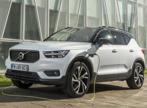 Volvo confirma la llegada del XC40 híbrido a la Argentina