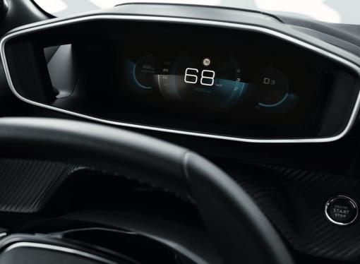 El Peugeot 208 nacional ofrecerá un tablero digital 3D
