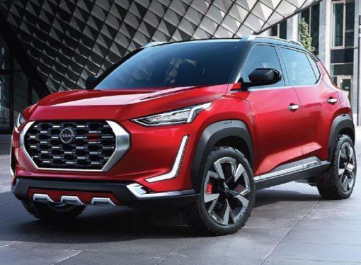 Nissan Magnite: el concept que adelanta el mini Kicks