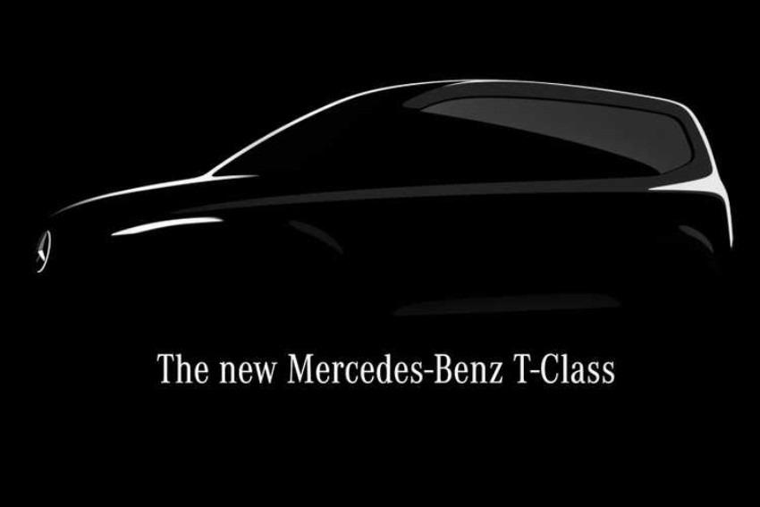 La nueva Kangoo de Mercedes se llamará Clase T