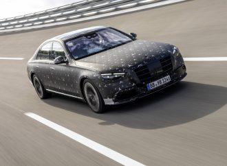 Las nuevas tecnologías que estrenará el Mercedes Clase S