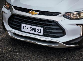 Chevrolet lanza accesorios para la nueva Tracker