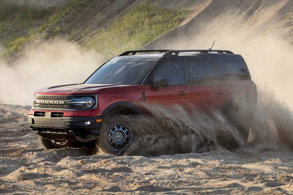 Así es el nuevo Ford Bronco Sport