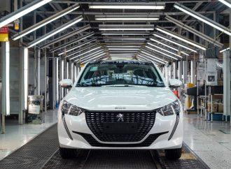 Peugeot inicia la producción del 208 argentino