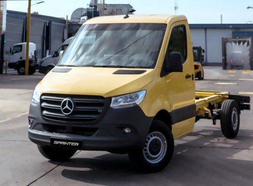 Mercedes vuelve a exportar Sprinter a EE.UU.
