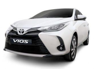Este es el rediseño del Toyota Yaris que llegará a la Argentina