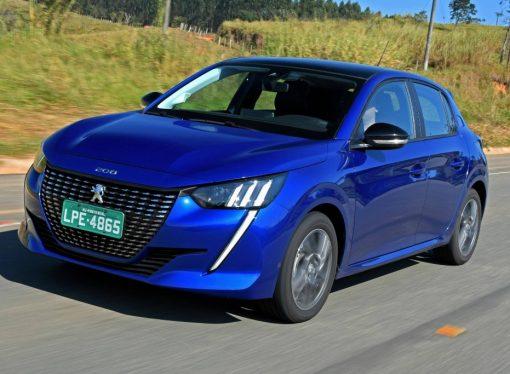 En Brasil ya manejaron el nuevo Peugeot 208 argentino