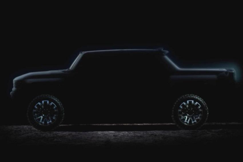 GM muestra más de la nueva familia Hummer
