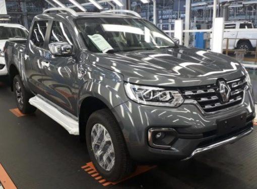 La Renault Alskan podría no ser vendida en Brasil
