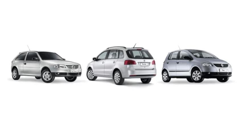 Volkswagen llama a revisión a casi 50.000 Gol, Fox y Suran