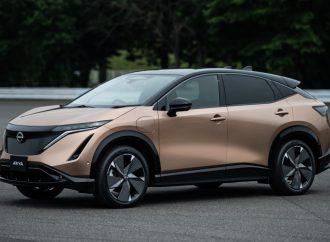 Nissan Ariya: el SUV eléctrico que podría llegar a la Argentina