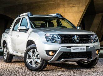 La Renault Duster Oroch ya ofrece el 1.6 de 115 CV
