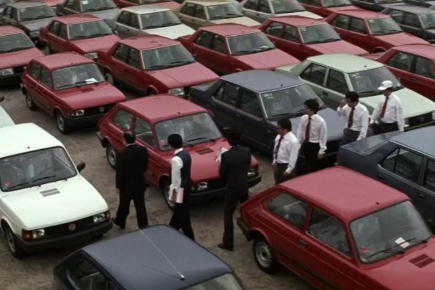 Gung Ho: Cuando Hollywood filmó en una planta de Sevel