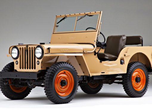 El Civilian Jeep cumple 75 años