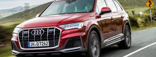 Audi lanza el renovado Q7