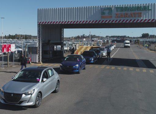 Peugeot ya exporta el 208 a Brasil