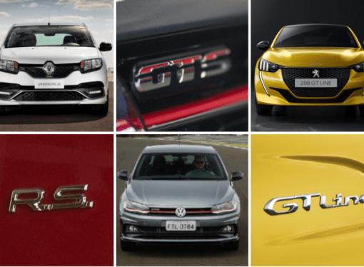 El duelo que viene: Sandero RS vs Polo GTS vs 208 GT Line